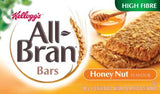 Kellogg's All Bran Bars Honey Nut ( 180 g)