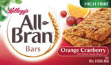 Kellogg's All Bran Bars Orange Cranberry (180 g)