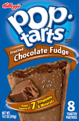 Kellogg's Pop Tarts Frosted Chocolate Fudge (400 g)