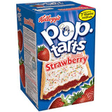 Kellogg's Pop Tarts Frosted Strawberry (400 g)