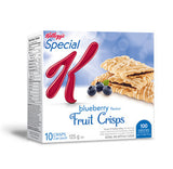 Kellogg's Special Blueberry Fruit Crisps ( 125 g)