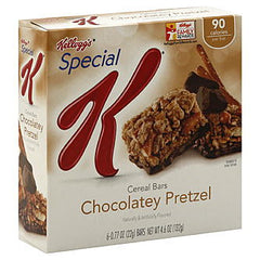 Kellogg's Special Cereal Bars Chocolatey Crunch (132 g)