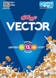 Kellogg's Vector Cereal (400g)