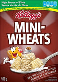 Kelloggs Mini Wheats Brown Sugar Flavour (510 g)