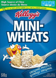 Kelloggs Mini Wheats Original Frosted (510 g)