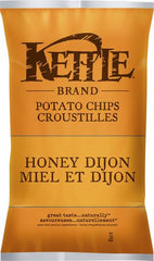 Kettle Potato Chips Honey Dijon (220g)