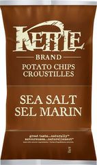 Kettle Potato Chips Sea Salt (220g)