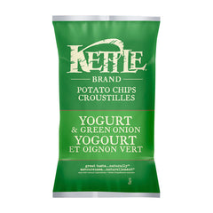 Kettle Potato Chips Yogurt & Green  (220g)
