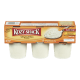 Kozy Shack Original Rice Pudding (6X113g)