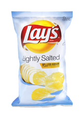 Lay's Lightly Salted (255g)