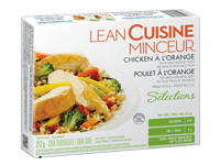 Lean Cuisine Chicken a L'Orange (212g)