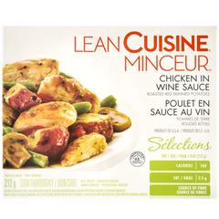 Lean Cuisine Chicken in Wine Sauce (212g)