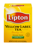 Lipton Yellow label Black (100 e.a)
