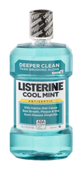 Listerine Cool Mint Mouthwash (1L)
