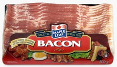 Maple Leaf Bacon (375g)
