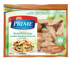 Maple Leaf Prime Oven Roasted Chicken Breast Strips (300g)  - Urbery