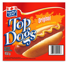 Maple Leaf Top Dogs Original (450g)  - Urbery