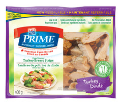 Maple Leaf Prime Oven Roasted Turkey Breast Strips (400g)