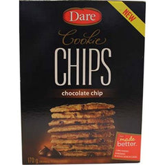 Dare Chocolate Chip Cookies (170g)  - Urbery