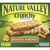 Nature Valley Crunchy Roasted Almond Bars (230 g)