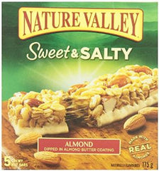 Nature Valley Sweet and Salty Almond Bars (175 g)  - Urbery