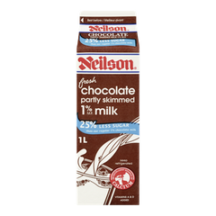 Neilson Milk 1% Party Skimmed Chocolate (1L)