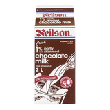 Neilson Milk 1% Partly Skimmed Chocolate (2L)