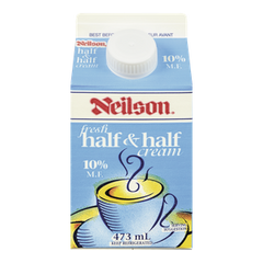 Neilson Cream Half & Half 10% (473ml)