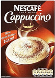 Nescafe Coffee Cappuccino (8X14g)