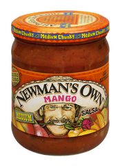 Newman's Own Mango Salsa (415ml)