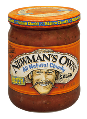 Newman's Own Original Salsa Medium Chunky (415ml)