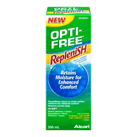 Opti-Free RepleniSH Contact Lens Solution (300ml)