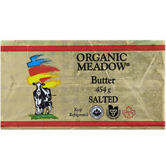 Oragnic Meadow Salted Butter (454g)