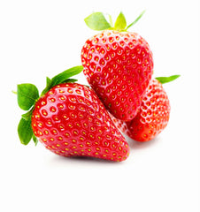 Strawberries Organic (approx. 454g)