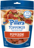 Piller's Pepperoni Sliced (250g)
