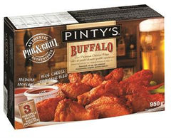 Pinty's Pub & Grill Chicken Wings Buffalo (950g)
