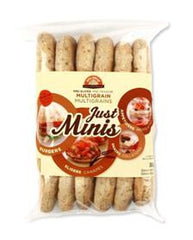 Just Minis Pita Multi Grain (14 per pack)