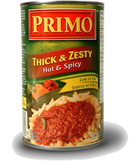 Primo Thick & Zesty Hot & Spicy (680ml)