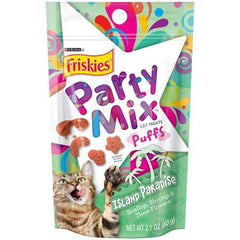 Purina Friskies Party Mix Island Paradise Crunch (60g)  - Urbery