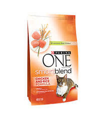 Purina One Smart Blend Chicken and Rice Formula (1.8 kg)