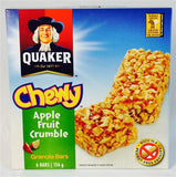 Quaker Chewy Apple Fruit Crumble (156 g)