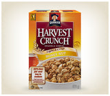 Quaker Harvest Crunch Honey Nut (470 g)