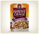 Quaker Harvest Crunch Raisin Almond ( 600g)