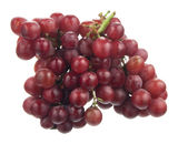 Red Seedless Grapes Bunch Organic (Approx. bag of 1lb)