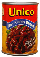 Unico Red Kidney Beans (540ml)