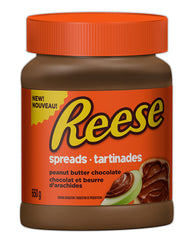 Reese Spreads Peanut Butter Chocolate (650g)
