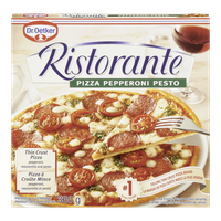 Dr. Oetker Ristorante Pizza Pepperoni Pesto (360g)