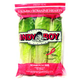 Andy Boy Romaine Hearts (3 per pack)