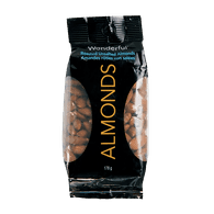 Wonderful Roasted Almond Unsalted (178g)