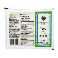 Rooster Tofu, Firm (420g)